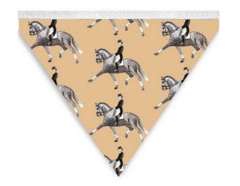 Dressage Horse Bunting